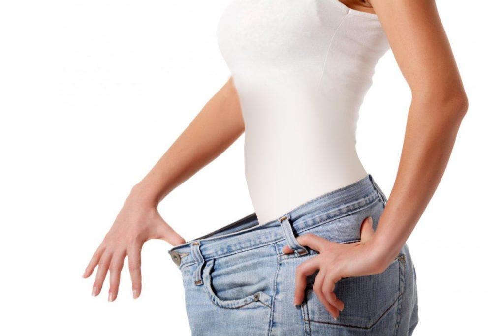 مقدار کاهش وزن در عمل اسلیو معده