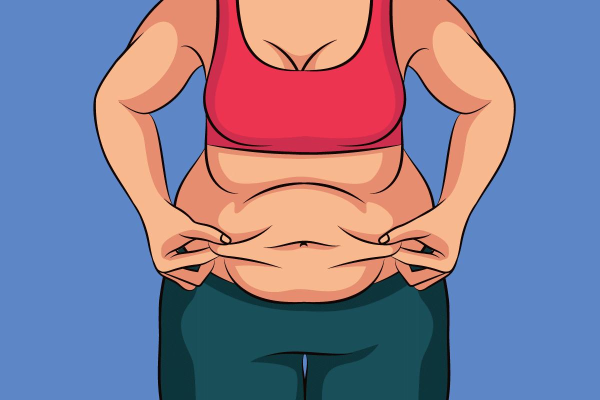 وجود بیماری های ناشی از چاقی
