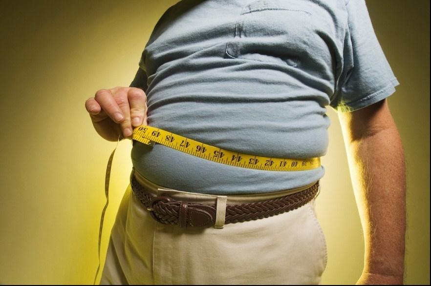 بیمار نسبت به گذشته دیگر قادر به خوردن حجم زیادی از غذا نیست