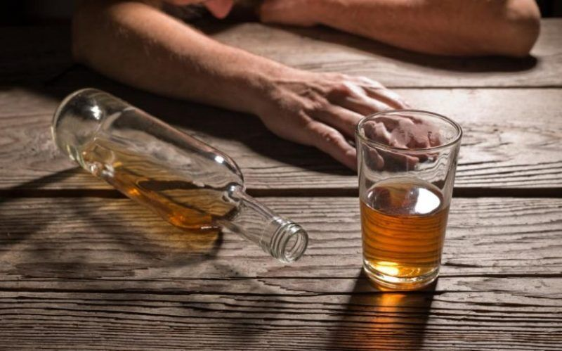 مصرف الکل: