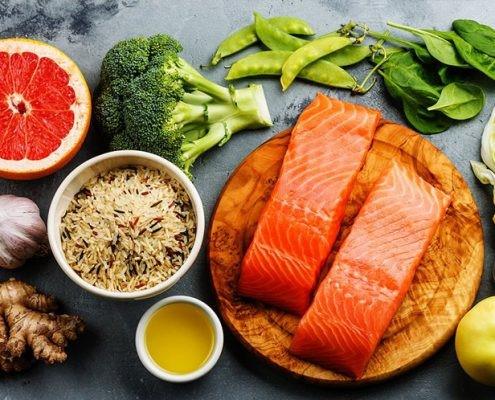 در تغذیه بعد از عمل اسلیو کدام مواد غذایی کمبود آهن را جبران می کند؟