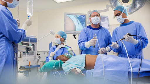 جراحی باند معده نوع سوم جراحی چاقی