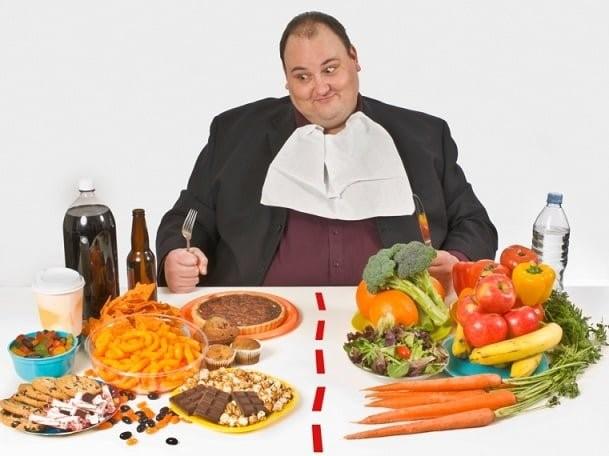 برنامه غذایی که بیماران باید از آن در طول هفته سوم و چهارم پیروی کنند شبیه یکدیگر است