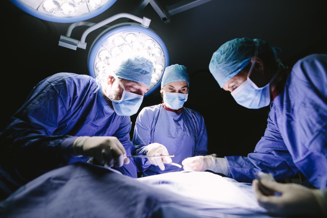انواع عمل های جراحی کاهش وزن