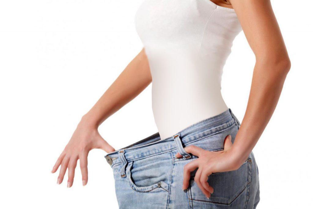 روند کاهش وزن در عمل اسلیو معده