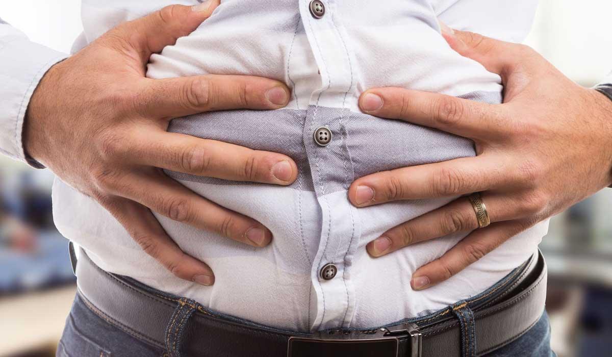 گروهی از بیماران که بر اثر افزایش وزن به مشکلاتی نظیر