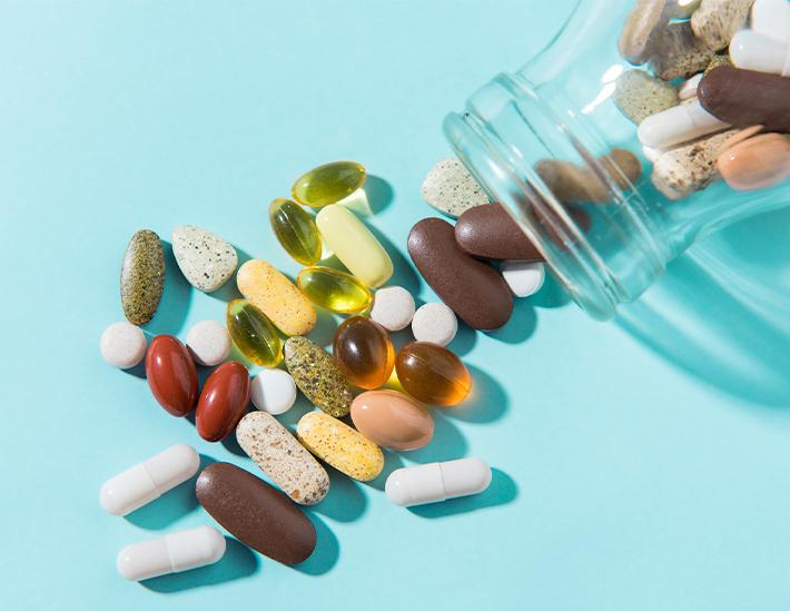 هزینه خرید داروهای ویتامینی