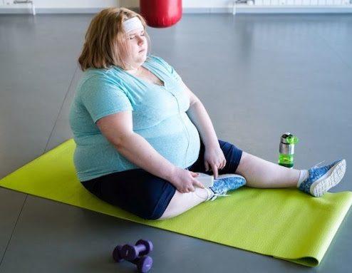 چاقی در دنیای امروز