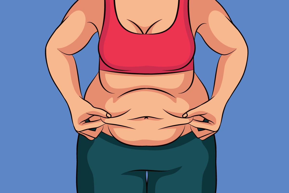 چاقی به عنوان یک معضل