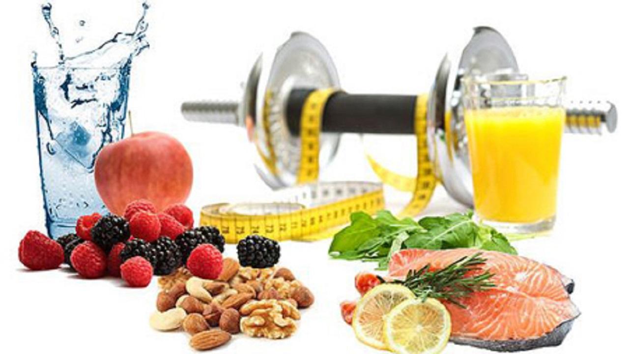 برقراری یک تعادل میان کالری مورد نیاز بدن