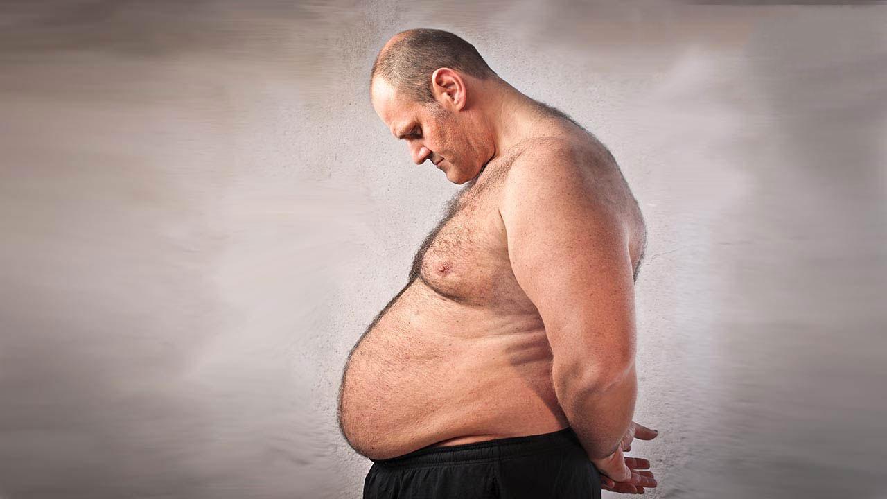 وجود احساس بد در افراد چاق