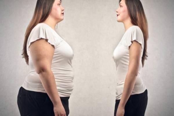 کاهش وزن از ماه هفتم تا دوازدهم