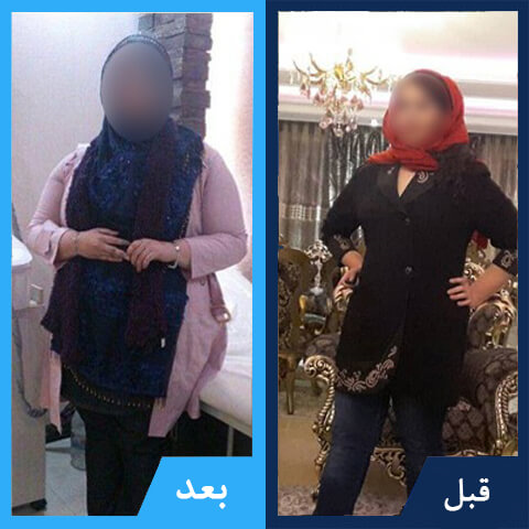 اکثر افراد تغییراتی را در وزن خود مشاهده می کنند