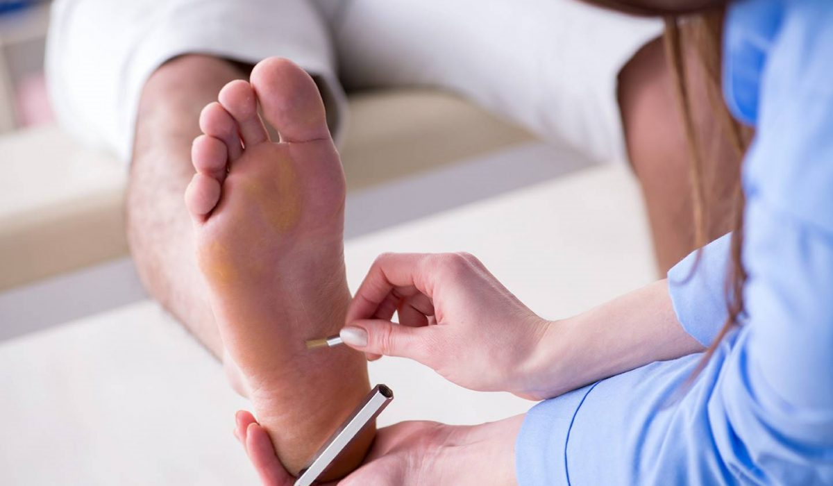 رژیم غذایی مناسب زخم پای دیابتی چیست؟