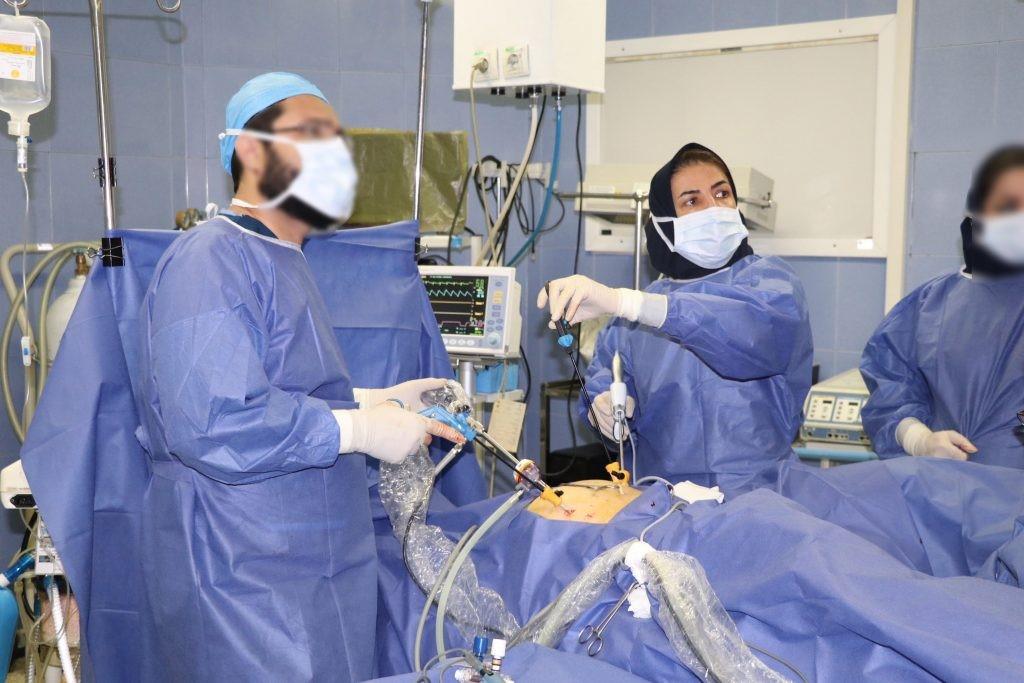 به چه منظور جراحان متخصص از جراحی لاپاراسکوپی استفاده می نمایند؟