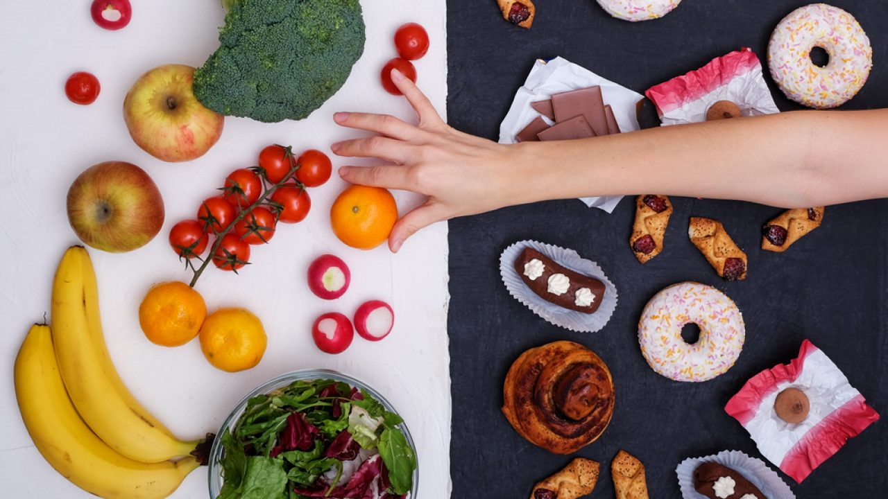 استفاده از میوه و سبزیجات را در برنامه غذایی خود بگنجانید