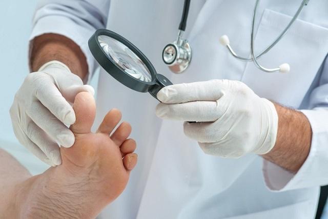 چگونگی تشخیص زخم پای دیابتی