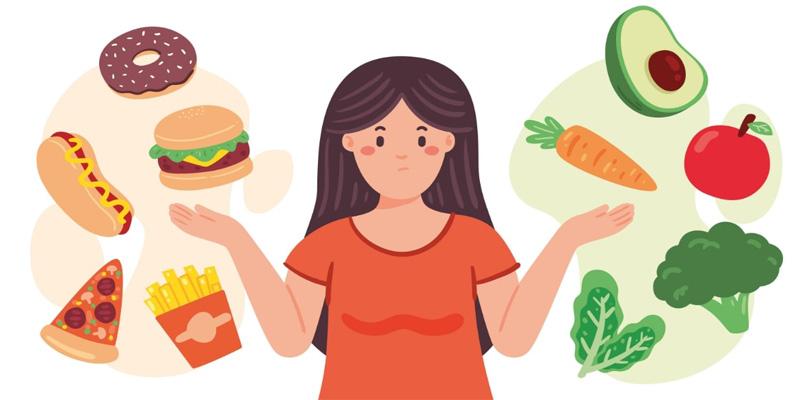 تحرک داشتن و ورزش کردن در کنار استفاده از رژیم غذایی مناسب