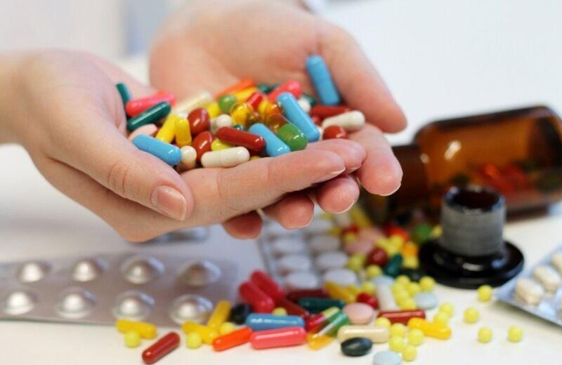 مقدار و نحوه صحیح مصرف دارو: