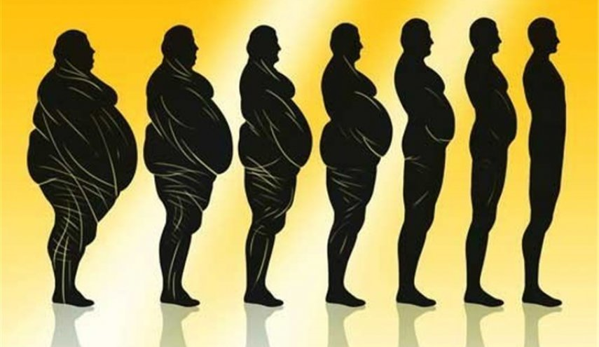 اگر محدوده شاخص توده بدنی افراد بین ۳۰ تا ۳۵ باشد