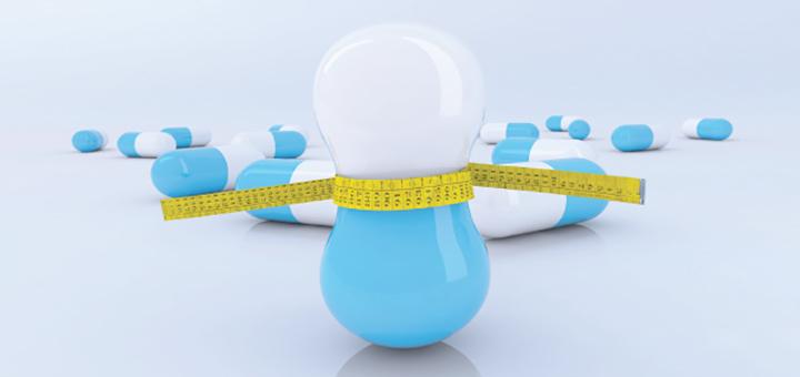 مدت زمان لاغری در مصرف متفورمین با فعالیت های جانبی