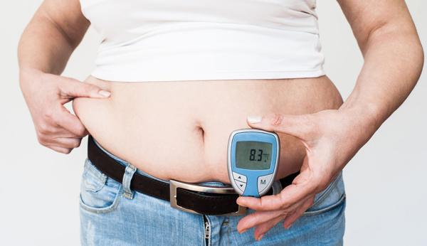 آزادسازی این نوع پروتئین مانع از جذب انسولین در بدن میگردد