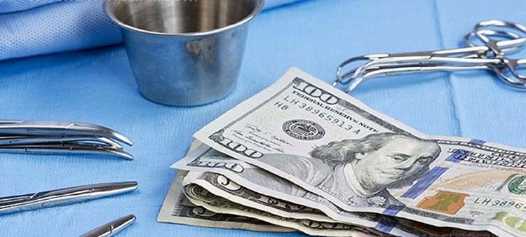 سایر هزینه هایی که ممکن است پس از جراحی آستین معده مورد نیاز باشد: