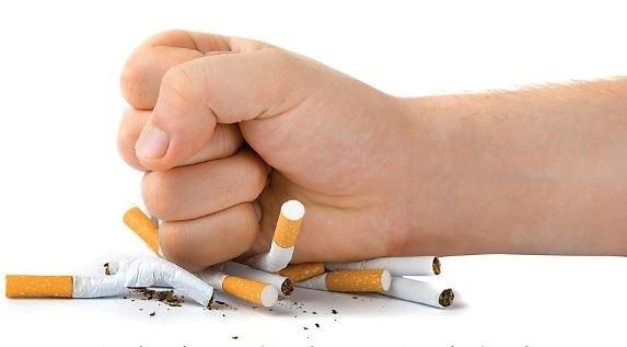 ترک دخانیات