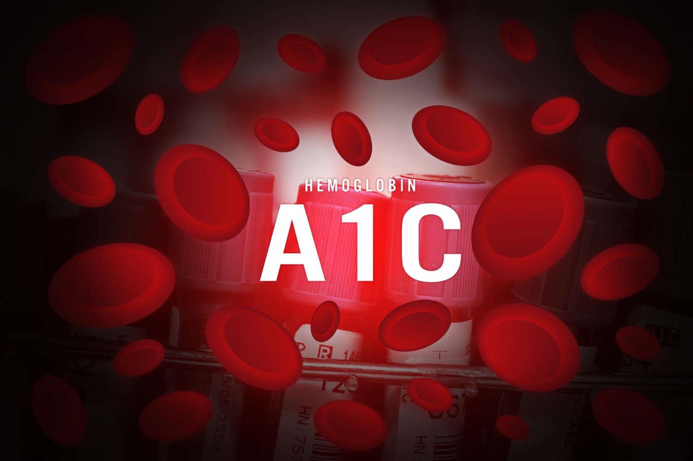 اگر میزان هموگلوبین یعنی A1C شش درصد باشد