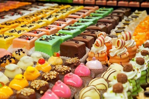 نکات مهم مصرف شیرینی جات برای دیابتی ها