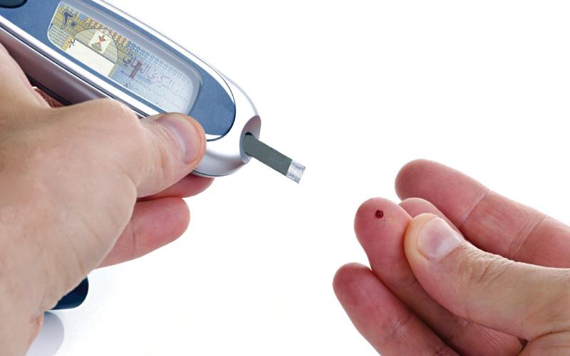 تشخیص قند خون از طریق اندازهگیری سطح قند خون