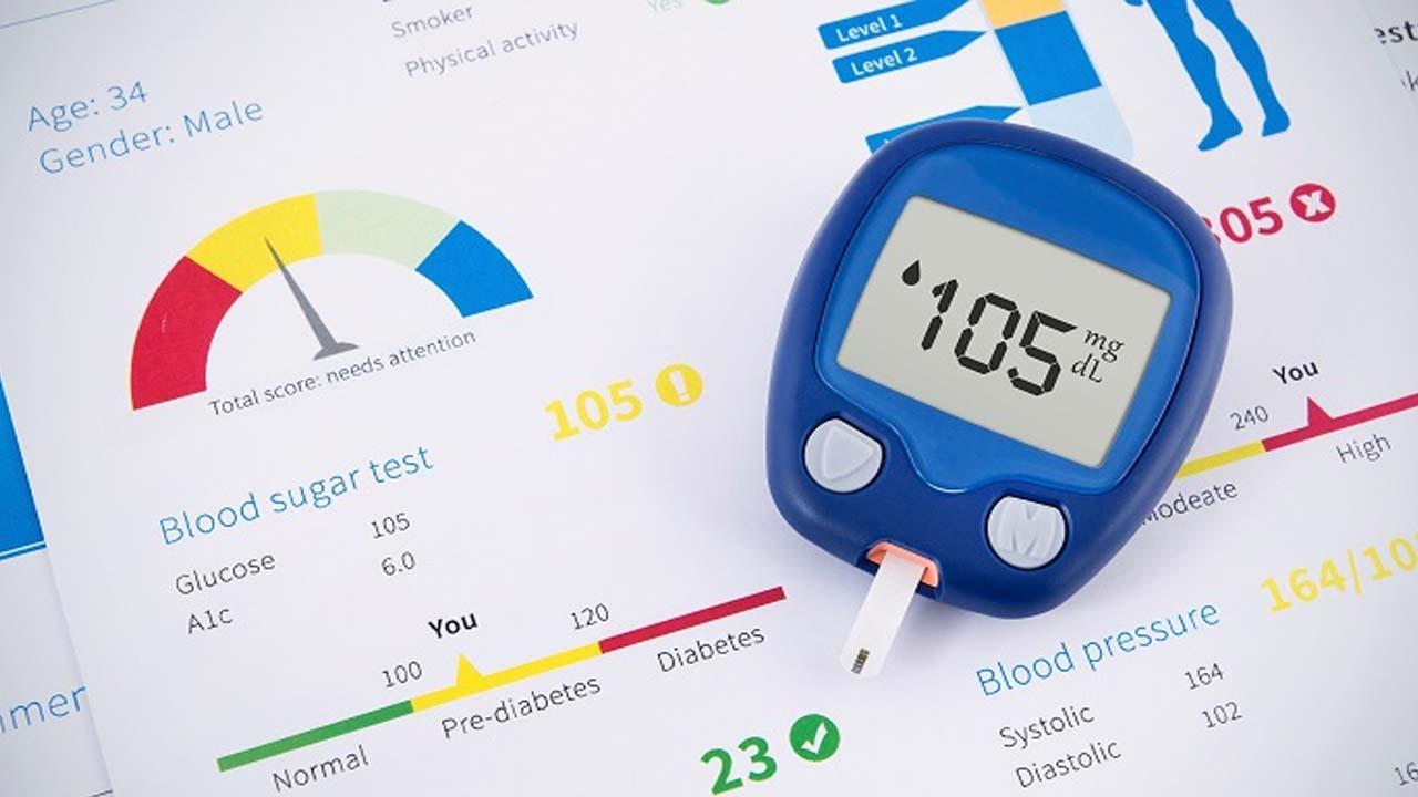 عوارض عدم درمان بیماری دیابت بسیار بالا میباش